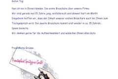 Kunst_Beilageblatt Broschuere
